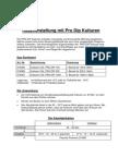 Käseherstellung mit PRO DIP