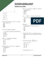 Algebra Sem6 2010-i