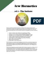 Jason Augustus Newcomb New Hermetics Initiate Workbook (1)