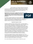13-02-14 P.A. Recepción de Personal Diplomático