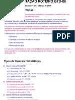 APRESENTAÇÃO ROTEIRO GTD-06.componentes das CHs.ppt