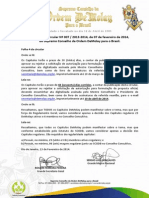 Errata da Circular Nº 007 - 2013-2014