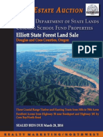 1401 Elliot State Forest Land Sale Auction Catalog