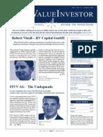 European Value Investor 2009_No.1_Vinall