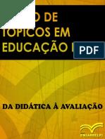 Etapa 2-Da Didatica a Avaliaca