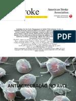 Antiagregação no AVC - Stroke 2007