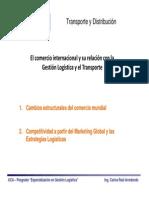 A Clase 1 T D - PPT - Clase 1 Introduccion - Comercio - Logistica Empresaria