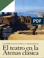 El teatro en la Atenas clásica (National Geographic, n.41)