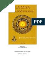 (1930) Jean Marie Ragón - La misa y sus misterios comparados con los misterios antiguos 1
