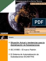 IEC-61850 y Automatizacion de Subestaciones-Siemens