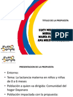 Formato Presentacion Propuestas Power Point