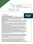 Programa de REDES EMERGENTES Sistema