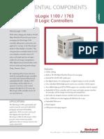 PLC Micrologix 1100 1763 Pp001_ en p