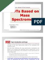 GEN Biomarket Trends Report LDTs Based on Mass Spec