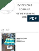 COMPETENCIA  SORIANA EVIDENCIA 060214