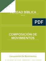Composicion de Movimientos