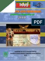 Probolinggo Dalam Angka 2010