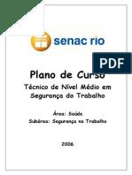 PC Tecnico Em Seguranca Do Trabalho 2008