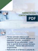 Farmacología y control del dolor 2