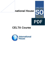 CELTA Handbook IH Updated New LRT Format