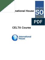 CELTA Handbook IH Updated New LRT Format