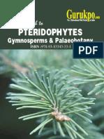 Pteridophytes, Gymnosperms & Palaeobotany