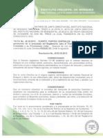 Reglamento de Transporte 2014