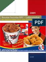 2. Recetas Secretas KFC - Latin Oenebay