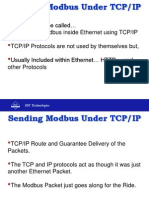 ID App Modbus Over TCP