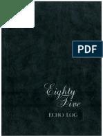 UCA 1985 Echo Log