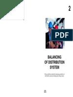 Balancing of Distribution System