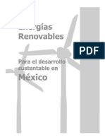 Energias Renovables de Mexico