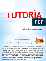 TUTORIA CAPACITACI+ÆN