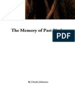 The Memory of Past Births, by Charles Johnston