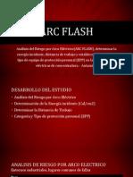 Presentación-Arc Flash (Fundamentos).pptx