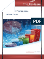 Daily Equity News Letter 14 Feb 2014