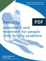 Cg 011 Full GuidelineFertility