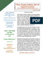 hfc february 16 2014 bulletin 2