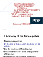 Worku Antomy and Physiology of Reproductive Organ - Copy