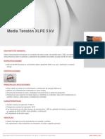 Media Tensión XLPE 5 kV