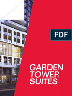 Dundas Square Gardens Garden Floorplans