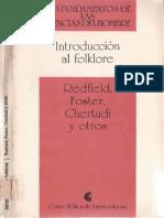 Introduccion Al Folklore
