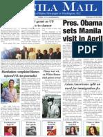 Manila Mail - Feb. 28, 2014