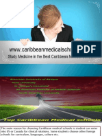 Study Medicine in Best Caribbean Medical Schools