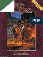 Legend of the Five Rings - 7th Sea Compendium