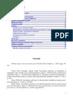 Procedura Penala - Bibliografie