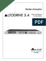 Alto Drive3.4 French