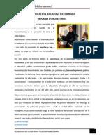 Educacion en La Reforma