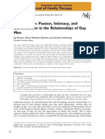 Brown(2013)_Passion, Intimacy, And Commitment in the Relationships of Gay Men