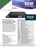 Wellav DMP900 & SMP100 Media Platform